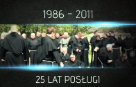 25 lat prowincji św. Maksymiliana – zaproszenie