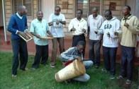 Franciszkańscy postulanci w Kenii
