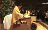 Pasterka 2011 – Ewangelia i homilia