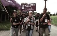Pielgrzymka franciszkańska 2011 – Franciszek-Elbląg na trasie