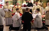 Pierwsze śluby zakonne 2011