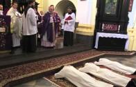 Święcenia diakonatu 2012 u kapucynów