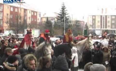 Trzej Królowie w Koszalinie