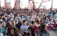 XIX Spotkanie Młodych w Wołczynie 2012 – rozpoczęcie