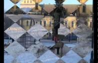 Żywa Szopka w Krakowie – Śnieżne roboty drogowe
