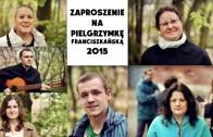 Zaproszenie na pielgrzymkę 2015