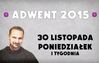 Adwent 2015 – Dzień 2