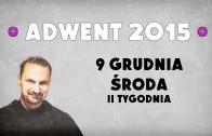 Adwent 2015 – Dzień 11