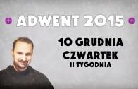 Adwent 2015 – Dzień 12