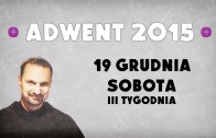Adwent 2015 – Dzień 21